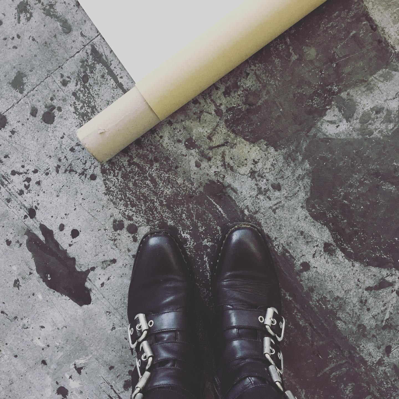 Follow Open Studio on Instagram
